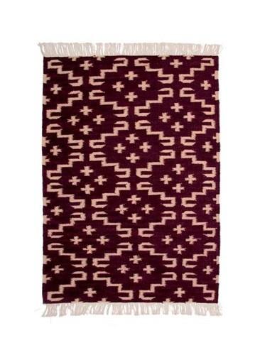 Alfombra kilim delhi barato