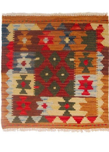 Alfombra persa 100 lana anudada a mano en ir n comprar for Alfombras persas redondas