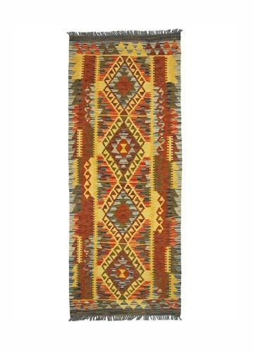 Kilim afgano pasillera 173x65cm
