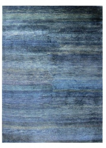 ALFOMBRA PERSA TRIBAL BLUE
