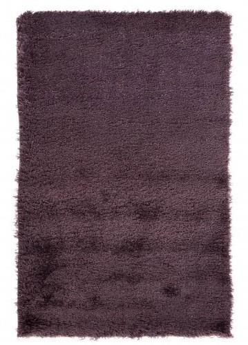 Alfombra de pelo largo NANSA lila 70x140cm