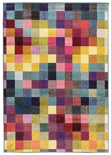 alfombra moderna cuadros diseo 04 - Alfombra Moderna