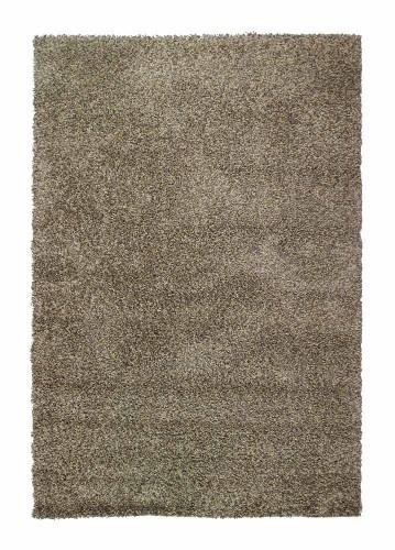 Alfombra de pelo corto gris-beige 120x170 oferta