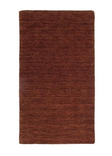 Alfombra de lana 60x110 rojo oferta